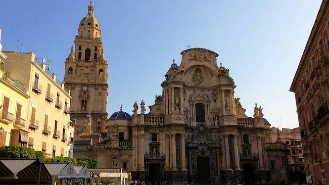 Viaje a Murcia