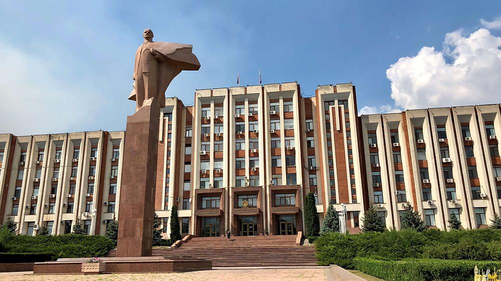 Tiraspol. Transnistria