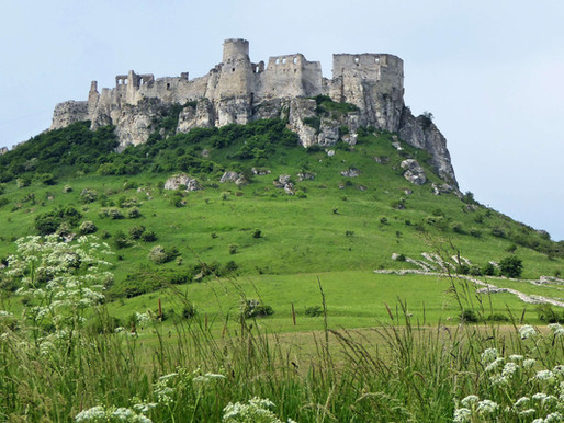 El Castillo de Spis y monumentos culturales anejos (Unesco). Eslovaquia