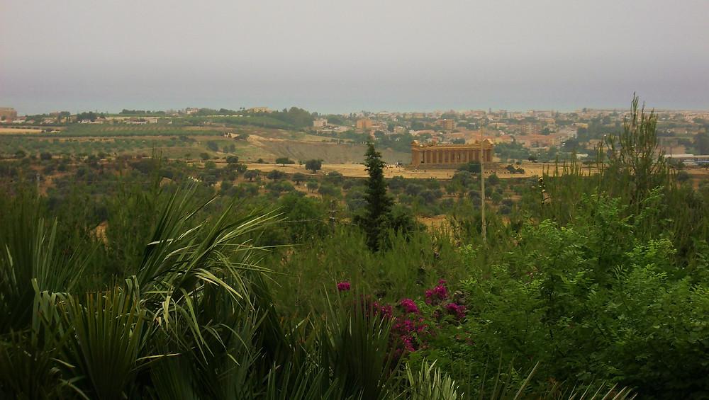 Valle de los Templos. Agrigento (Italia)