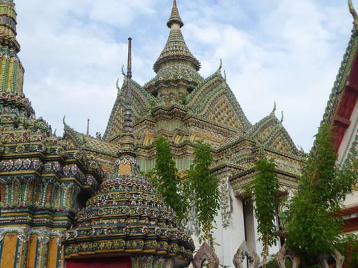 Qué ver, qué hacer y qué visitar en Bangkok (I).Tailandia