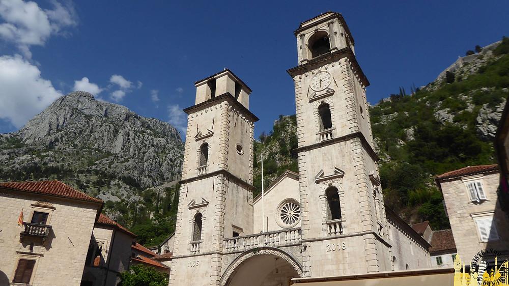 Kotor (Montenegro). Plaza de la Catedral