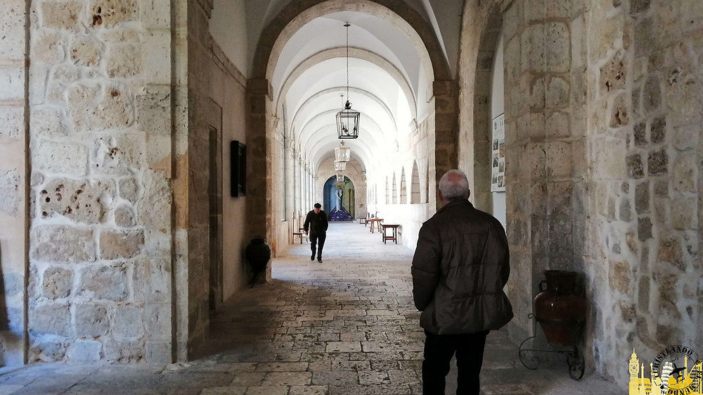 Monasterio de la Santa Espina en Valladolid