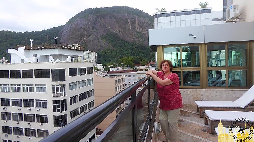 Hotel Real Palace en Copacabana (Río de Janeiro)