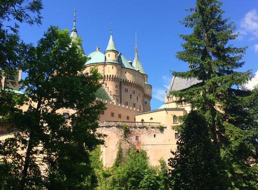 El Castillo de Bojnice (Eslovaquia)