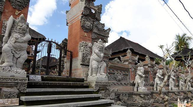 Calles de Ubud