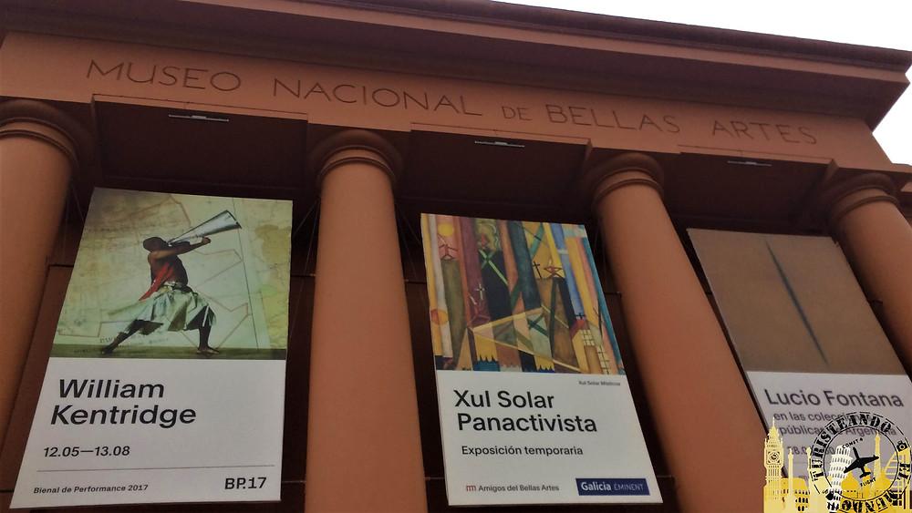 Museo Nacional de Bellas Artes, Buenos Aires (Argentina)
