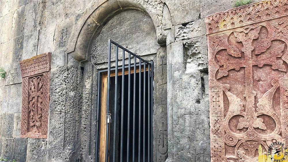 Monasterio de Hayravank (Armenia)