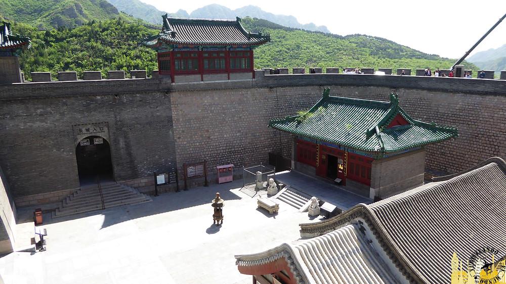 Gran Muralla China. Paso de Juyongguan