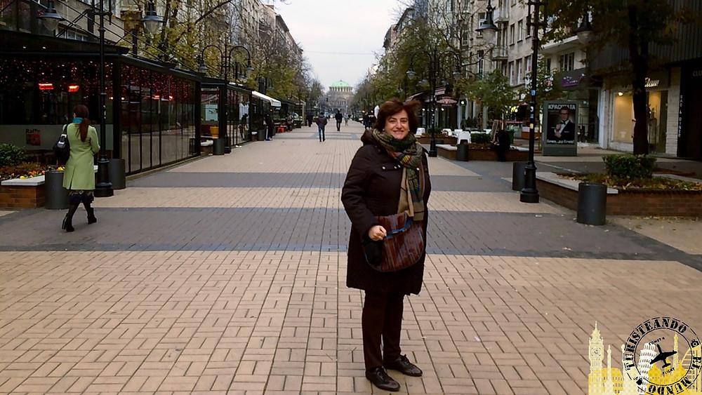 Bulevar Vitosha (Sofía-Bulgaria)