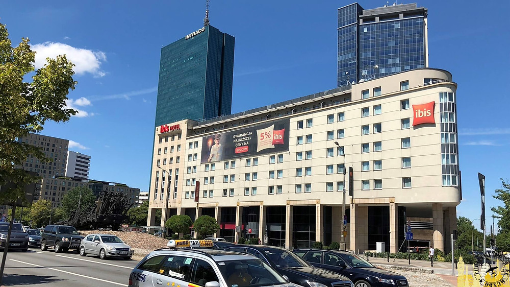 Varsovia. Hotel Ibis Warszawa Stare Miasto