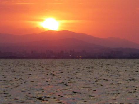 La Albufera, el espejo del sol. Comunidad Valenciana (España)