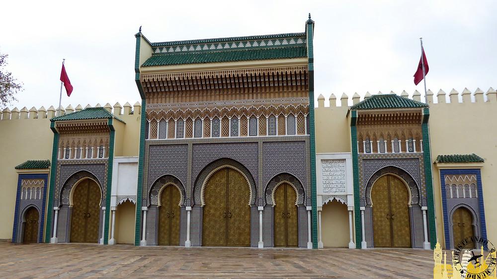 Palacio Real de Fez (Marruecos)