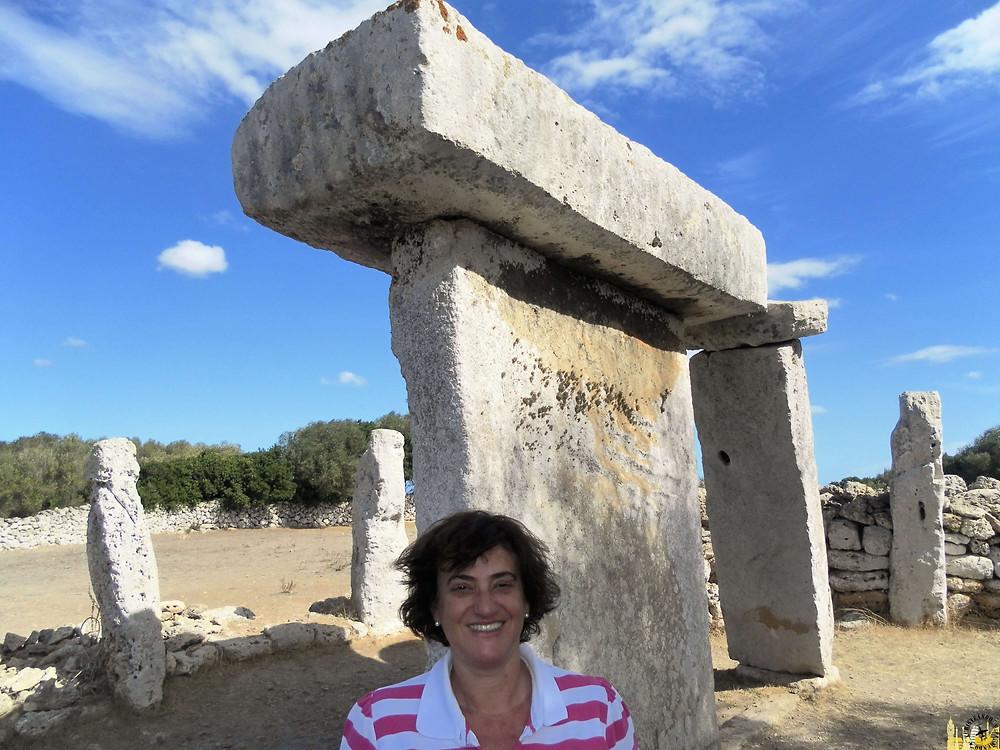 Talatí de Dalt (Menorca). Taulas
