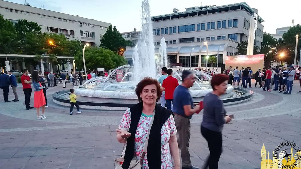 Trg Nezavisnosti. Podgorica