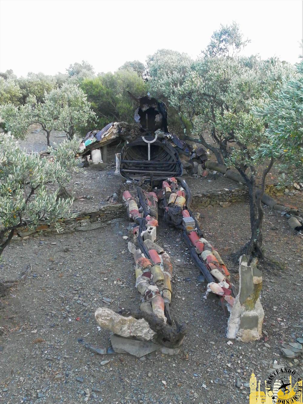 Casa Museo de Dalí. Portlligat (Gerona). España