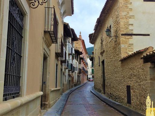 Rubielos de Mora. Aragón (España)