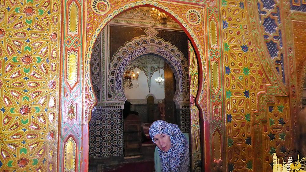 Mausoleo o Zaouia de Moulay Idriss II, Fez (Marruecos)