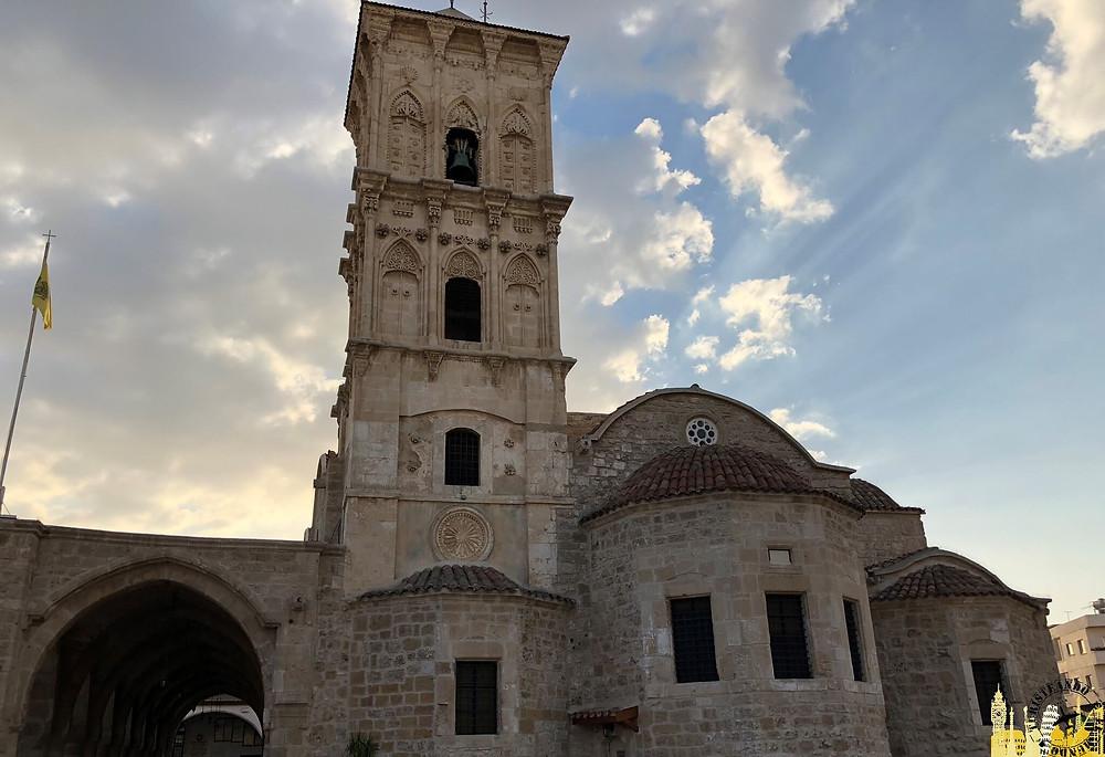 Iglesia Bizantina de San Lázaro, Larnaca (Chipre)