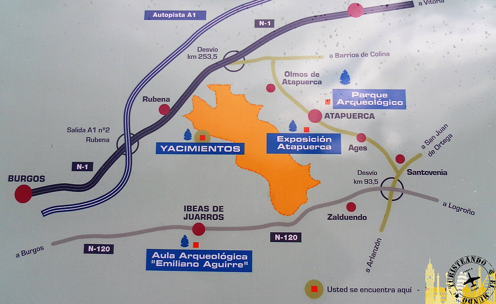 Atapuerca, Burgos