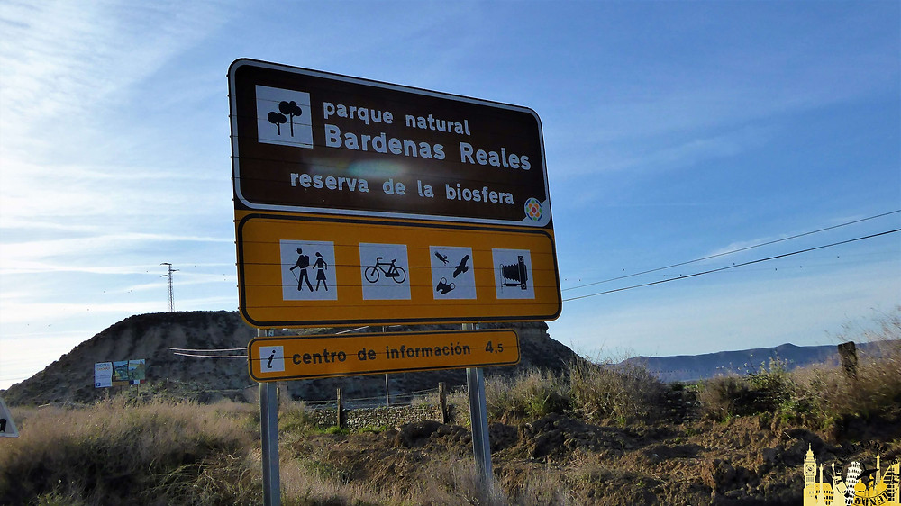 Parque Natural Bárdenas Reales. Navarra