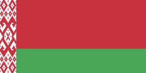 Bielorrusia. Bandera