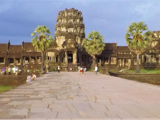 Angkor, un sueño cumplido (Camboya)