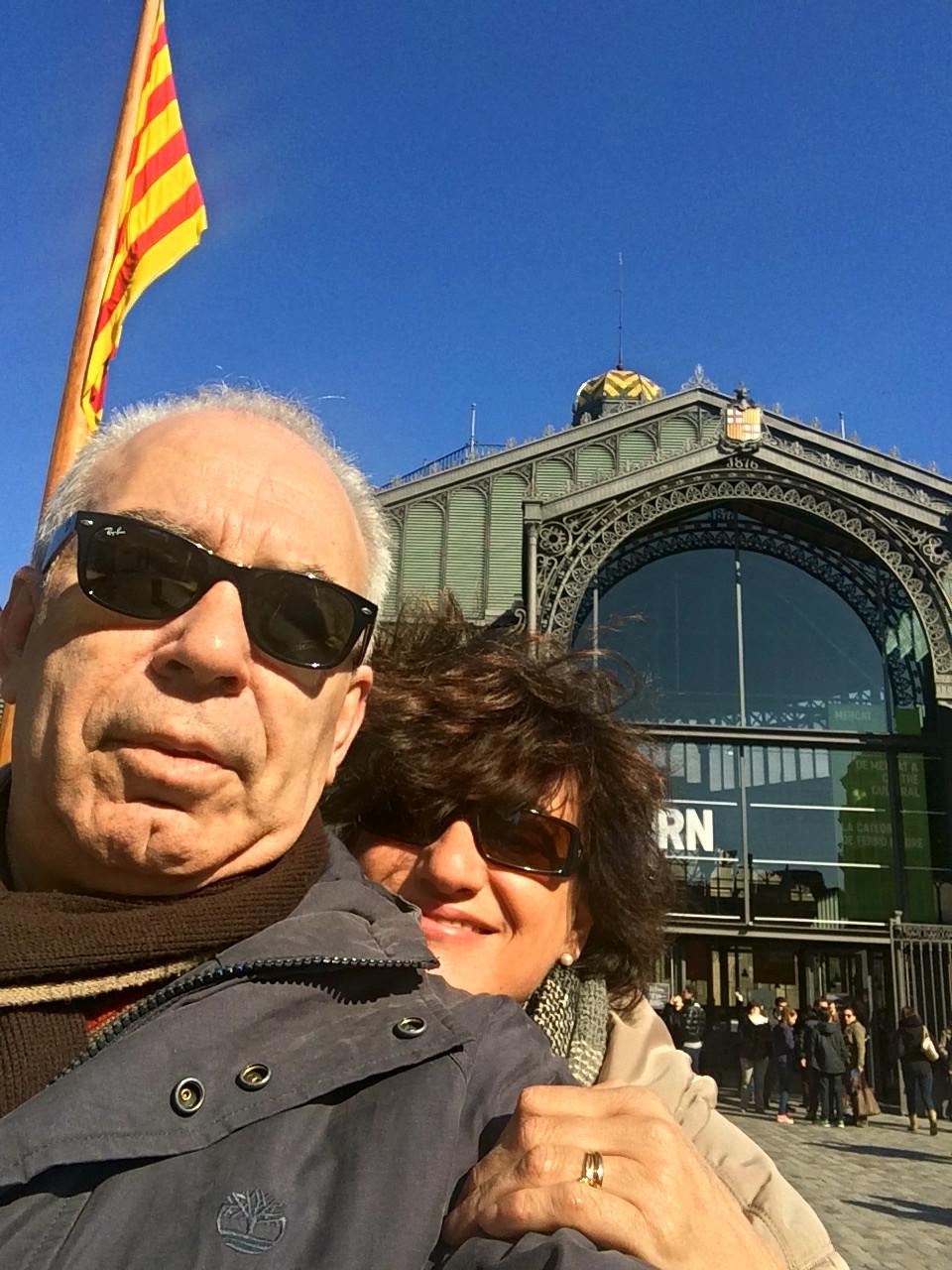 Barrio del Born.. Barcelona