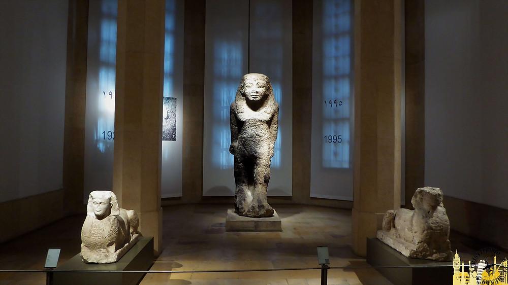 Beirut. Museo Nacional