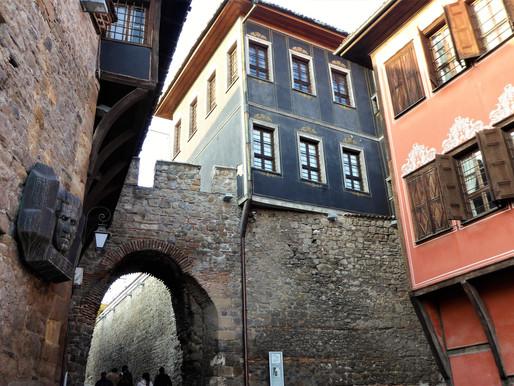 Plovdiv (Bulgaria). la ciudad más antigua de Europa.