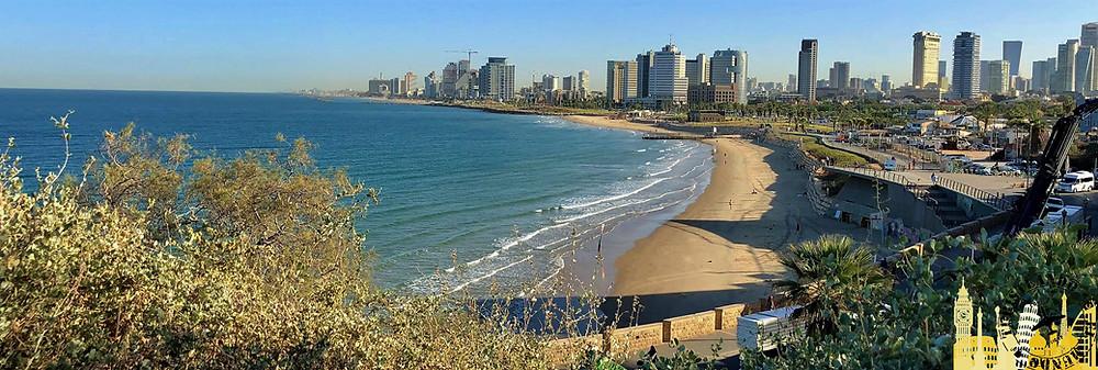 Tel Aviv (Israel). Playas