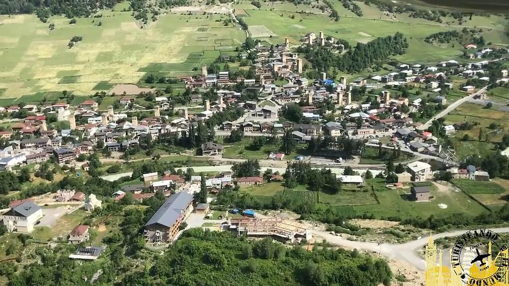 Alto Svaneti, Georgia