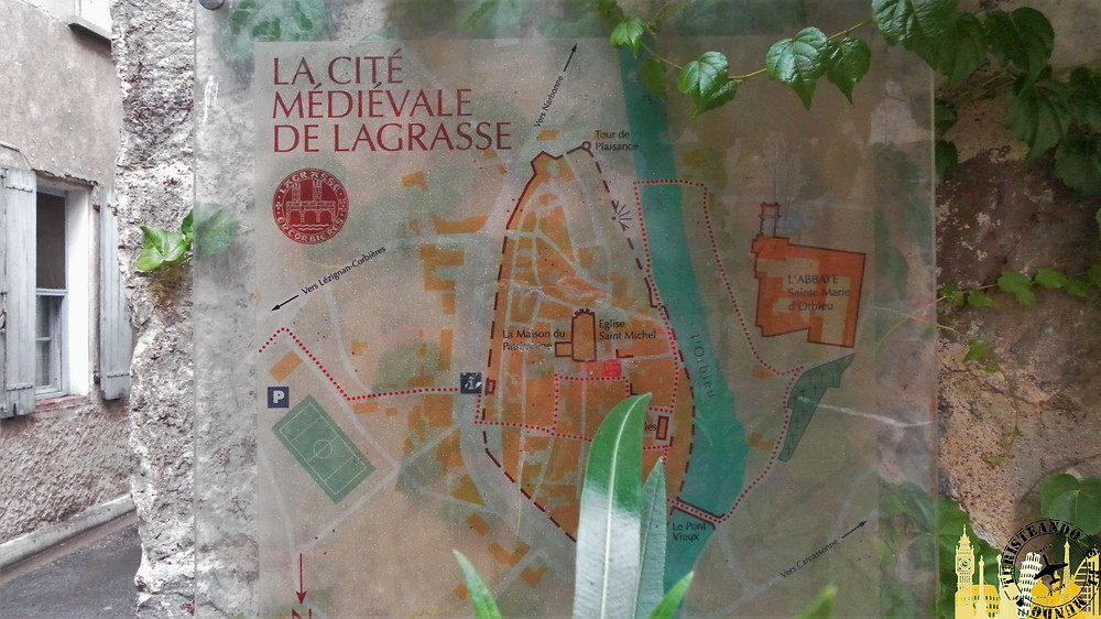 Lagrasse (Francia)