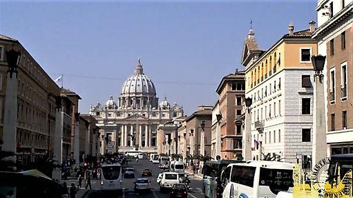 El Vaticano, el Estado más pequeño del mundo.