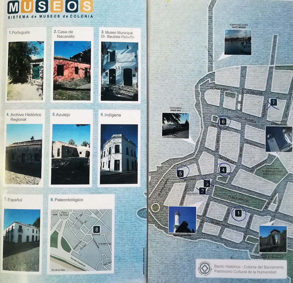 Colonia del Sacramento (Uruguay)