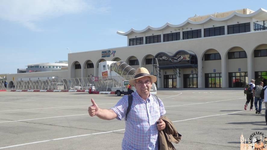 Aeropuerto de la Valeta