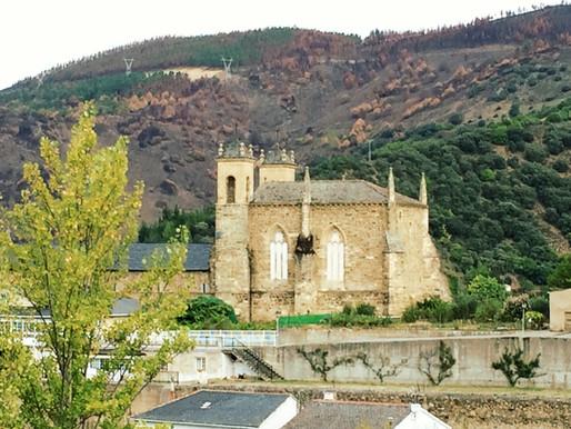 Turisteando entre catedrales de mar y de tierra (2). Castilla y León y Galicia (España)