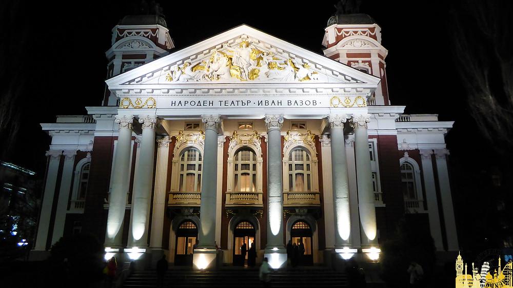 Teatro Nacional (Sofía-Bulgaria)