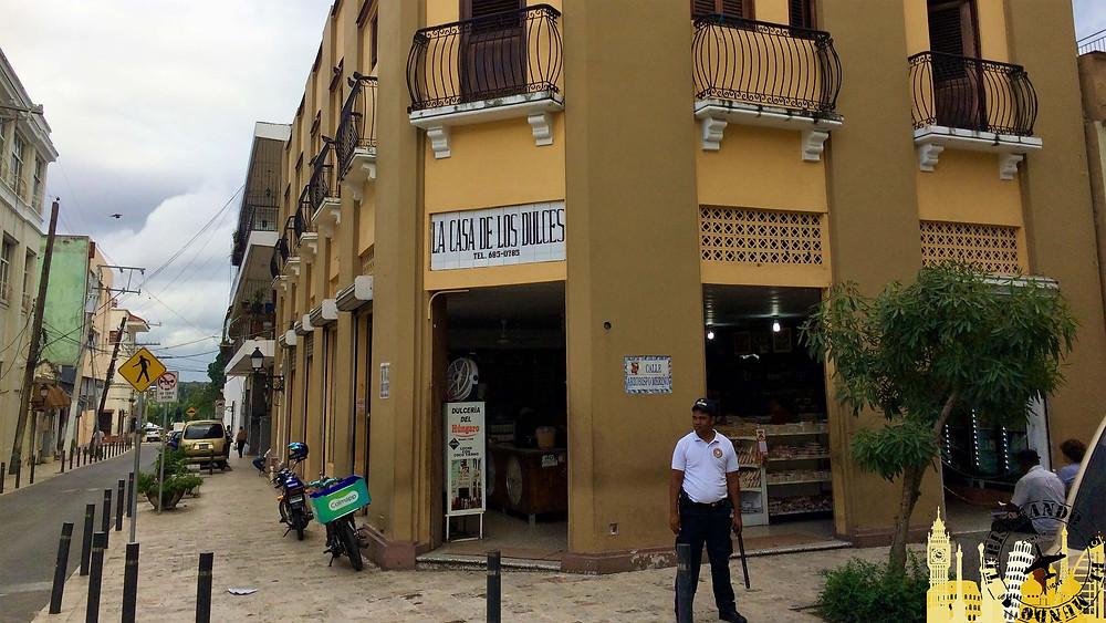 La casa de los dulces. Santo Domingo (Rep. Dominicana)