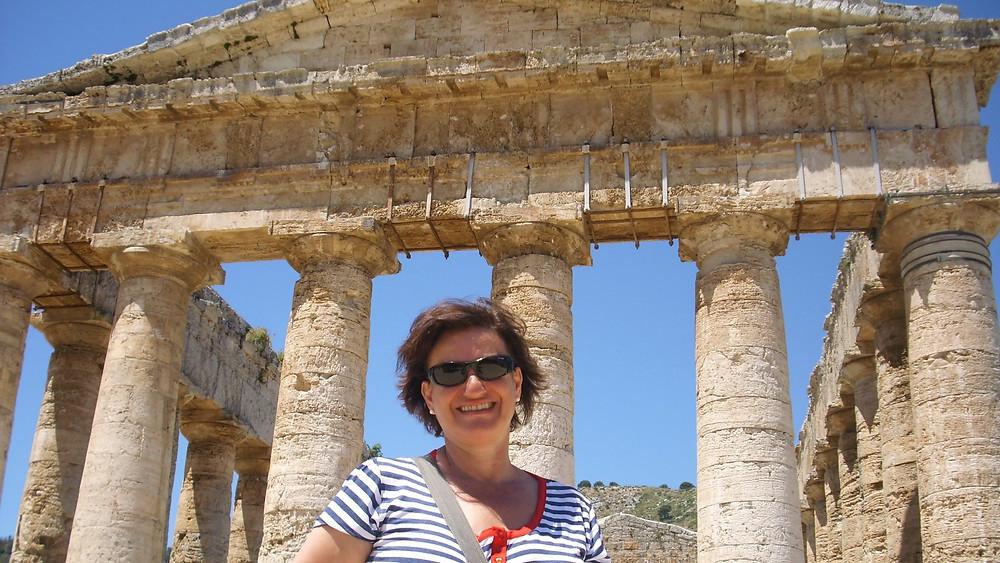 Parque arqueológico Segesta (Sicilia, Italia)