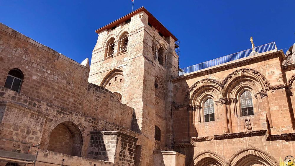 Jerusalén. Iglesia del Santo Sepulcro