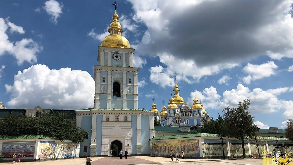 Monasterio de San Miguel, Kiev (Ucrania)