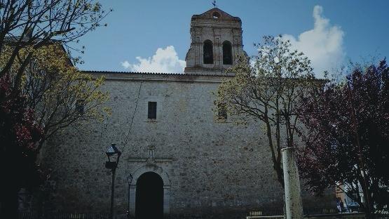 tTemplo de la patrona de Villarejo de Salvanés. Madrid