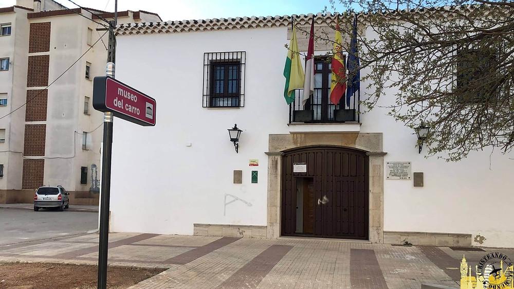 Tomelloso (Castilla la Mancha). Museo del Carro