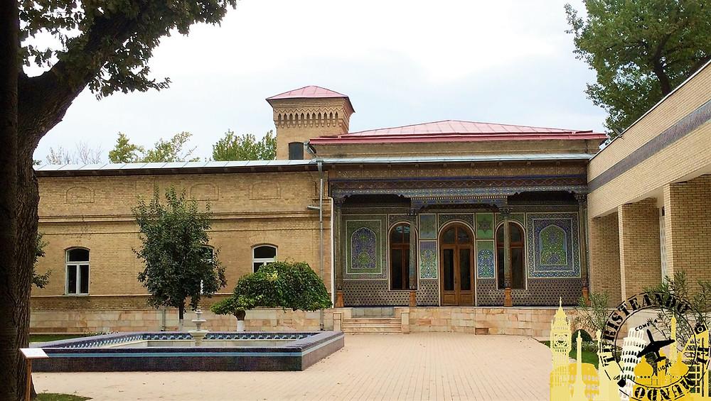 Museo Artes aplicadas Taskent (Uzbekistán)