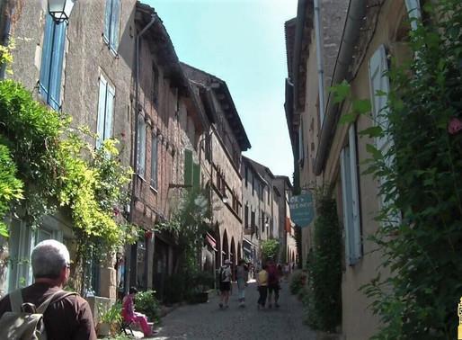 Cordes sur ciel, uno de los pueblos más bonitos de Francia