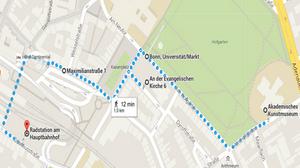 Ruta por la ciudad de Bonn