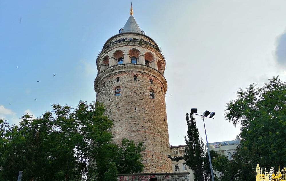 Torre Galata Estambul, Turquía