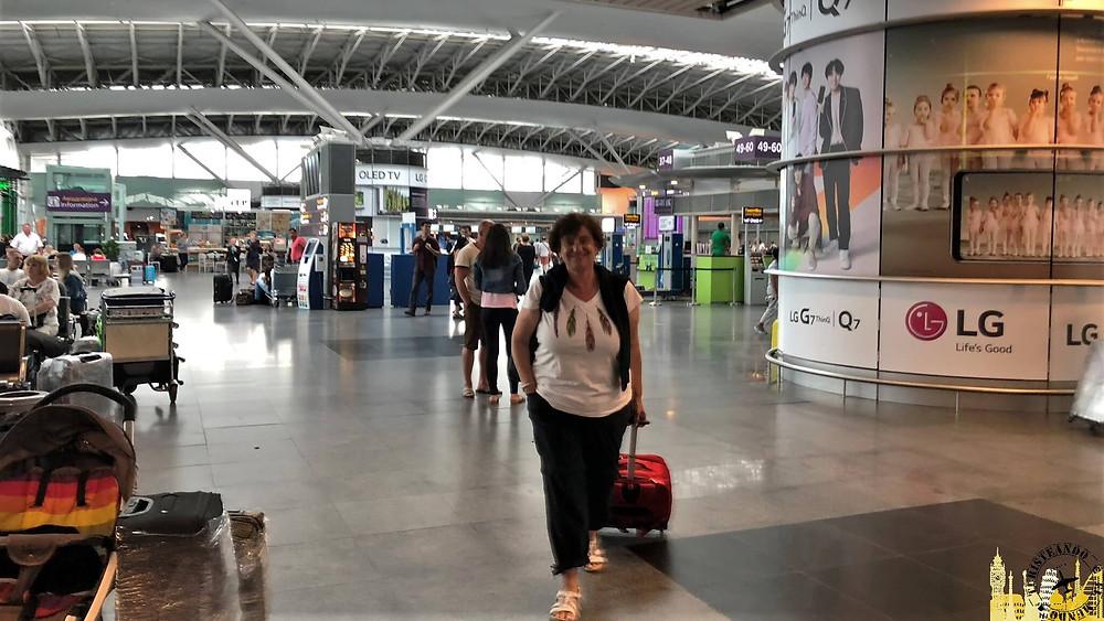 Aeropuerto Boryspil de Kiev