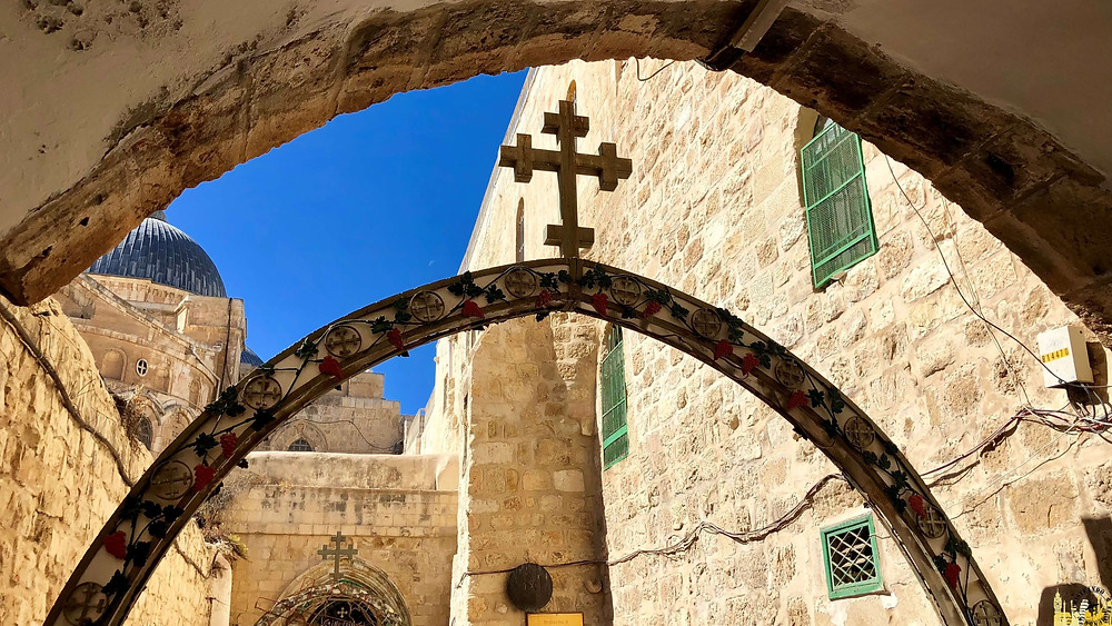 Jerusalén. Barrio Cristiano
